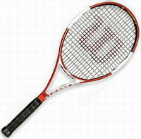 WILSON ТЕННИСНАЯ РАКЕТКА NCODE PRO STAFF SIX-ONE 95