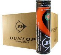 DUNLOP ТЕННИСНЫЕ МЯЧИ FORT CLAY COURT (72 BALL)