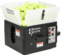 TENNIS TUTOR BALL MACHINE 2-LINE FUNCTION ТЕННИСНАЯ ПУШКА