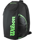 WILSON BLADE BLACK/GREEN BACKPACK ТЕННИСНЫЙ РЮКЗАК