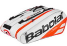 BABOLAT СУМКА ТЕННИСНАЯ PURE WHITE/RED 12-PACK 2018