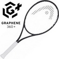 HEAD ТЕННИСНАЯ РАКЕТКА GRAPHENE 360+ SPEED MP BLACK LIMITED EDITION